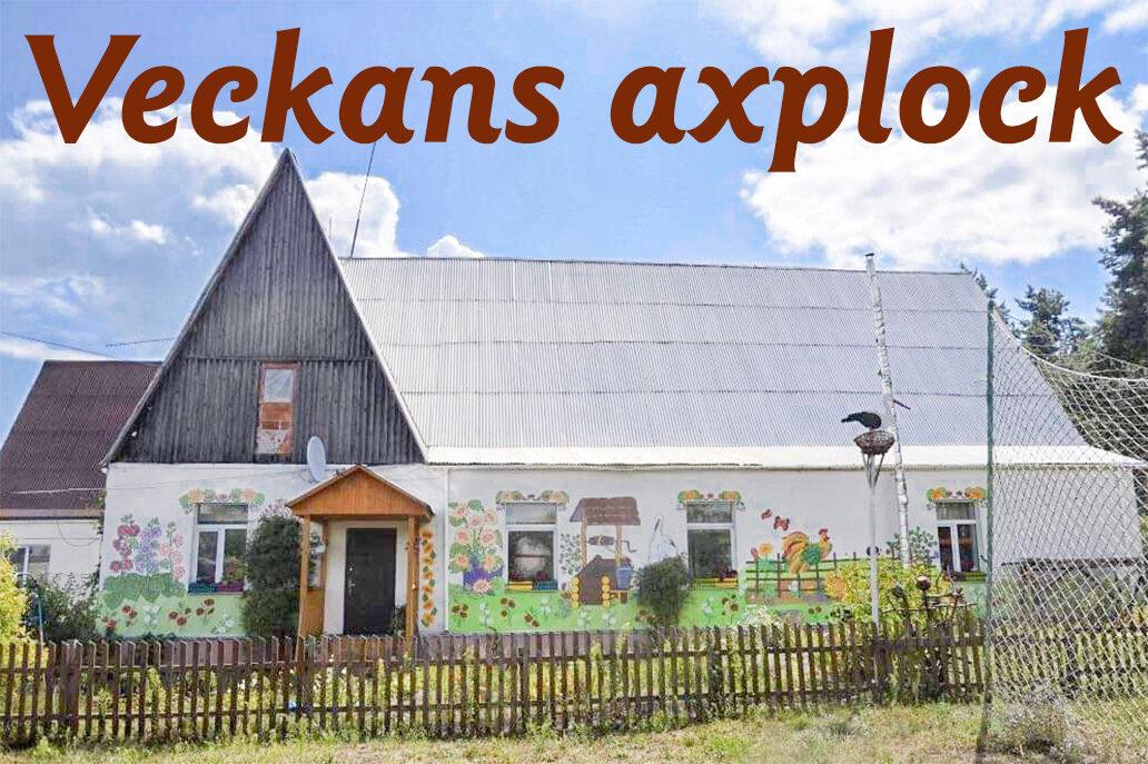 Veckans axplock, Vännernas hus, Ukraina