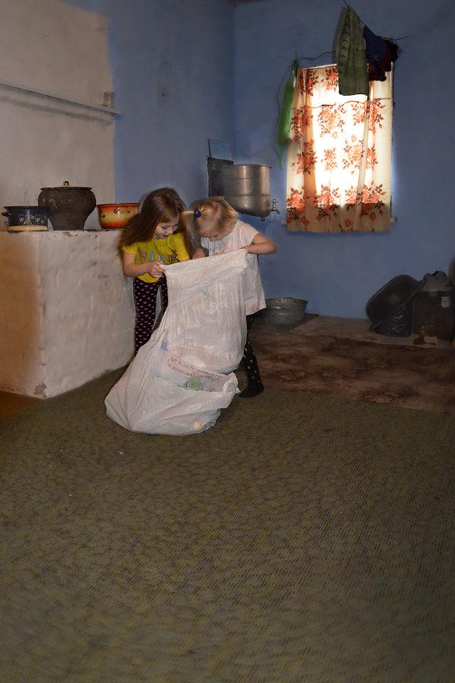 Vill du dela din julglädje med ett utsatt barn i Ukraina