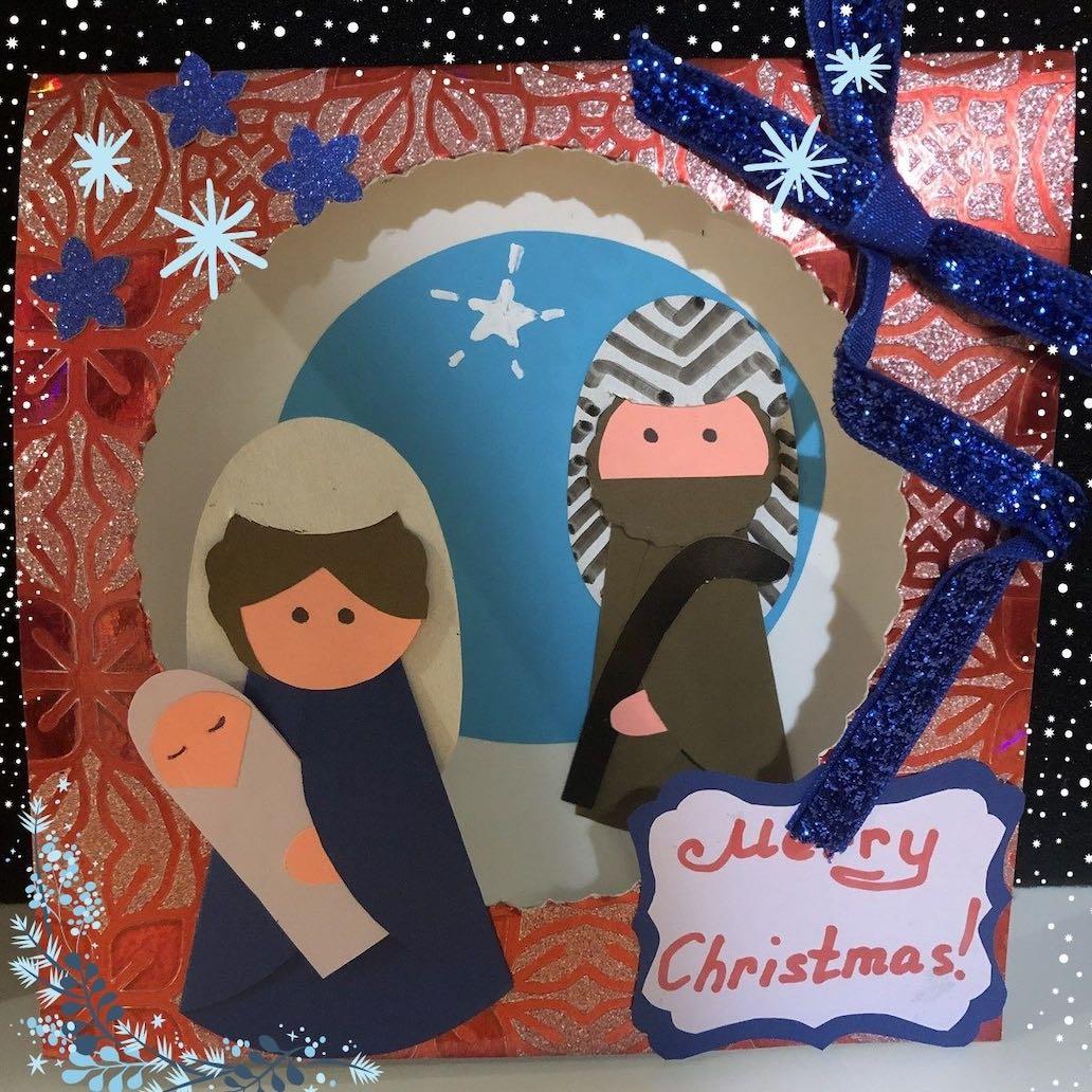 Kristus föds - lovsjung! Så vi hälsar vi varandra på juldagen i Ukraina. Julen är en av de viktigaste helgdagarna för mig. Först när jag blev vuxen insåg jag den verkliga innebörden av att fira jul.